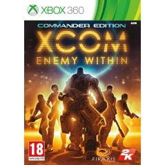 XCOM ENEMY WITHIN XBOX 360 PAL-FR OCCASION (ETAT B)