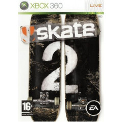 SKATE 2 XBOX 360 PAL-FR OCCASION
