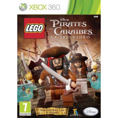 LEGO PIRATES DES CARAIBES XBOX 360 PAL-FR OCCASION