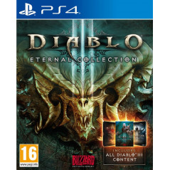 DIABLO 3 ETERNAL COLLECTION PS4 FR NEW