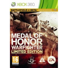 MEDAL OF HONOR WARFIGHTER LIMITED EDITION XBOX 360 PAL-FR OCCASION