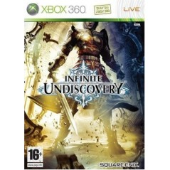 INFINITE UNDISCOVERY XBOX 360 PAL-FR OCCASION