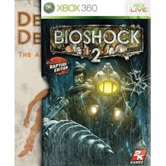 BIOSHOCK 2 EDITION RAPTURE XBOX 360 PAL-FR OCCASION