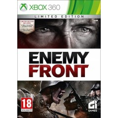 ENEMY FRONT LIMITED EDITION XBOX 360 PAL-FR OCCASION