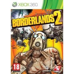 BORDERLANDS 2 XBOX 360 PAL-FR OCCASION