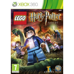 LEGO HARRY POTTER ANNEES 5 A 7 XBOX 360 PAL-FR NEW