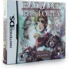 RADIANT HISTORIA NDS USA NEW (1ST EDITION)