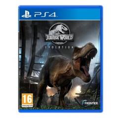 JURASSIC WORLD EVOLUTION PS4 FR NEW