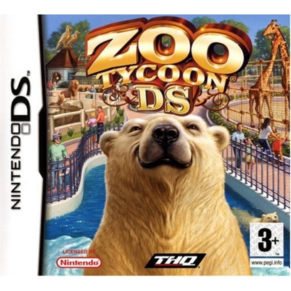 ZOO TYCOON NDS EUR OCCASION