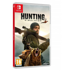 HUNTING SIMULATOR SWITCH UK NEW