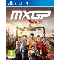 MXGP PRO PS4 UK NEW