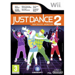 JUST DANCE 2 WII PAL-FR NEW