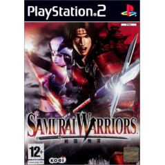 SAMURAI WARRIORS PS2 PAL-FR OCCASION