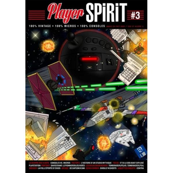 PLAYER SPIRIT 3