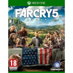 FARCRY 5 XBOX ONE EURO FR OCCASION