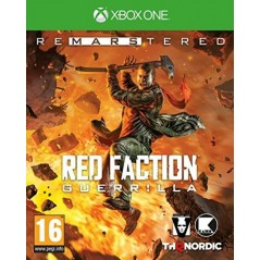 RED FACTION GUERILLA REMASTERED XBOX ONE EURO FR NEW