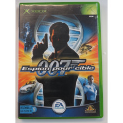 JAMES BOND 007 ESPION POUR CIBLE XBOX PAL-FR OCCASION