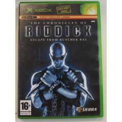 CHRONICLES OF RIDDICK ESCAPE XBOX PAL-FR OCCASION