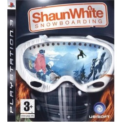 SHAUN WHITE SNOWBOARDING PS3 FR OCCASION