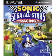 SONIC SEGA ALL-STARS RACING PS3 FR OCCASION