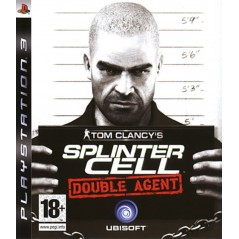 SPLINTER CELL DOUBLE AGENT PS3 FR OCCASION