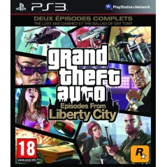 GTA IV EPISODES FROM LIBERTY CITY PS3 FR OCCASION