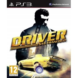 DRIVER SAN FRANCISCO SONY PS3 FR OCCASION