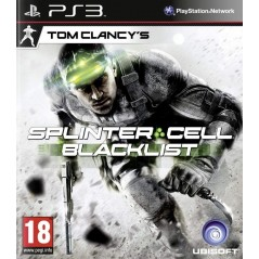 TOM CLANCY'S SPLINTER CELL BLACKLIST PS3 FR OCCASION