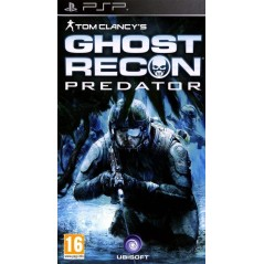 GHOST RECON PREDATOR PSP FR OCCASION