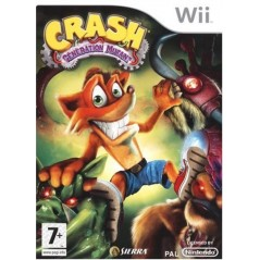 CRASH GENERATION MUTANT WII PAL-FRA OCCASION