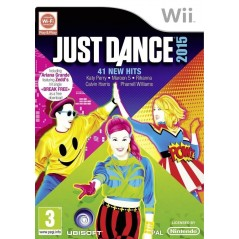 JUST DANCE 2015 WII PAL-FR OCCASION