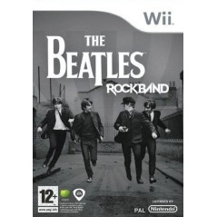 THE BEATLES ROCKBAND WII PAL-FR OCCASION