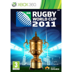 RUGBY WORLD CUP 2011 XBOX 360 PAL-FR OCCASION