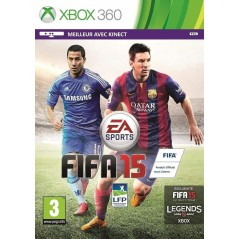 FIFA 15 XBOX 360 PAL-FR OCCASION
