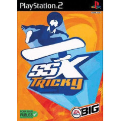SSX TRICKY PS2 PAL-FR OCCASION