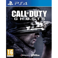 CALL OF DUTY GHOSTS PS4 UK OCCASION