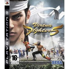 VIRTUA FIGHTER 5 PS3 PAL-FR OCCASION