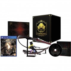 CODE VEIN CODE VEIN (BLOODTHIRST EDITION) [LIMITED EDITION] PS4 JPN NEW