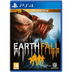 EARTH FALL DELUXE EDITION PS4 UK NEW