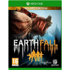 EARTH FALL DELUXE EDITION XBOX ONE UK NEW