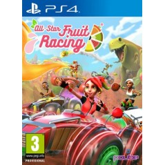 ALL STAR FRUIT RACING PS4 FR NEW