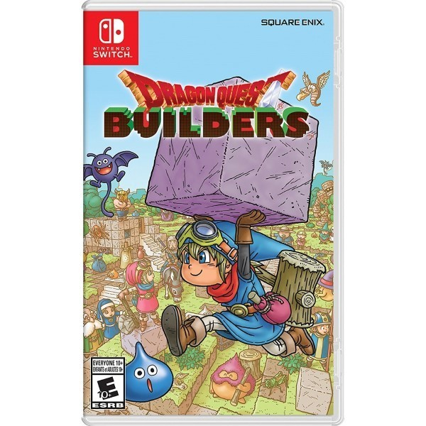 DRAGON QUEST BUILDERS SWITCH US OCCASION