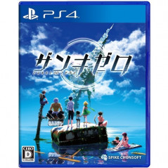 ZANKI ZERO PS4 JAP NEW