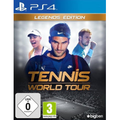 TENNIS WORLD TOUR LEGENDS EDITION PS4 UK OCCASION