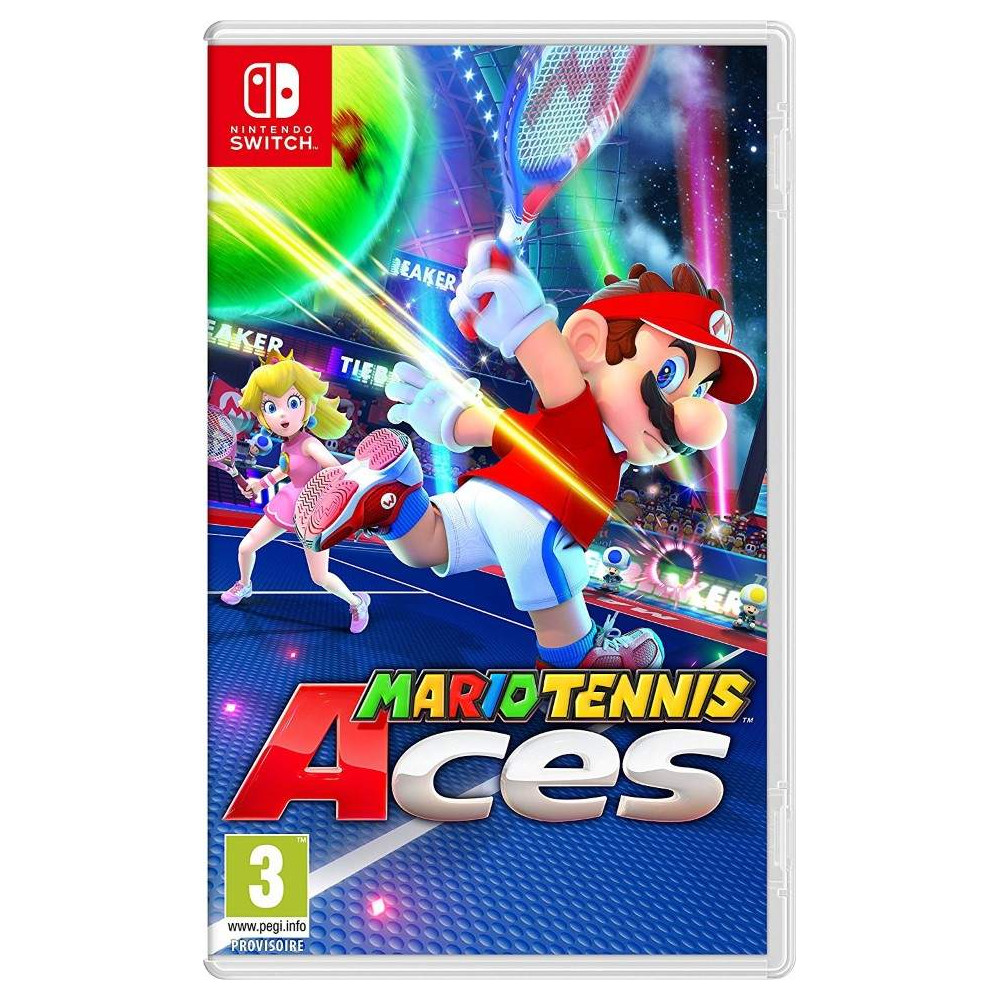MARIO TENNIS ACE SWITCH FR OCCASION
