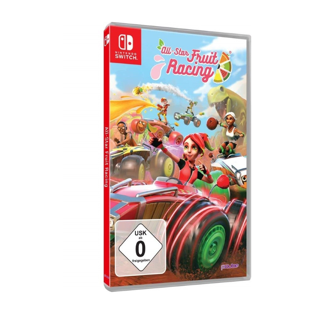 ALL STAR FRUIT RACING SWITCH EURO FR NEW