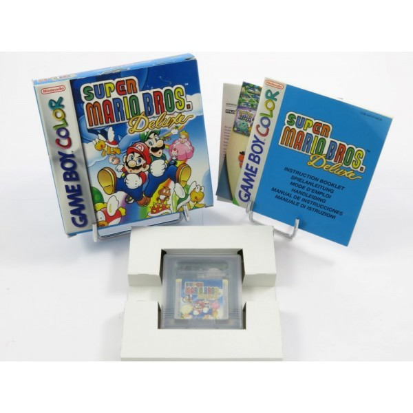 SUPER MARIO BROS DELUXE GAMEBOY COLOR NEU6 OCCASION