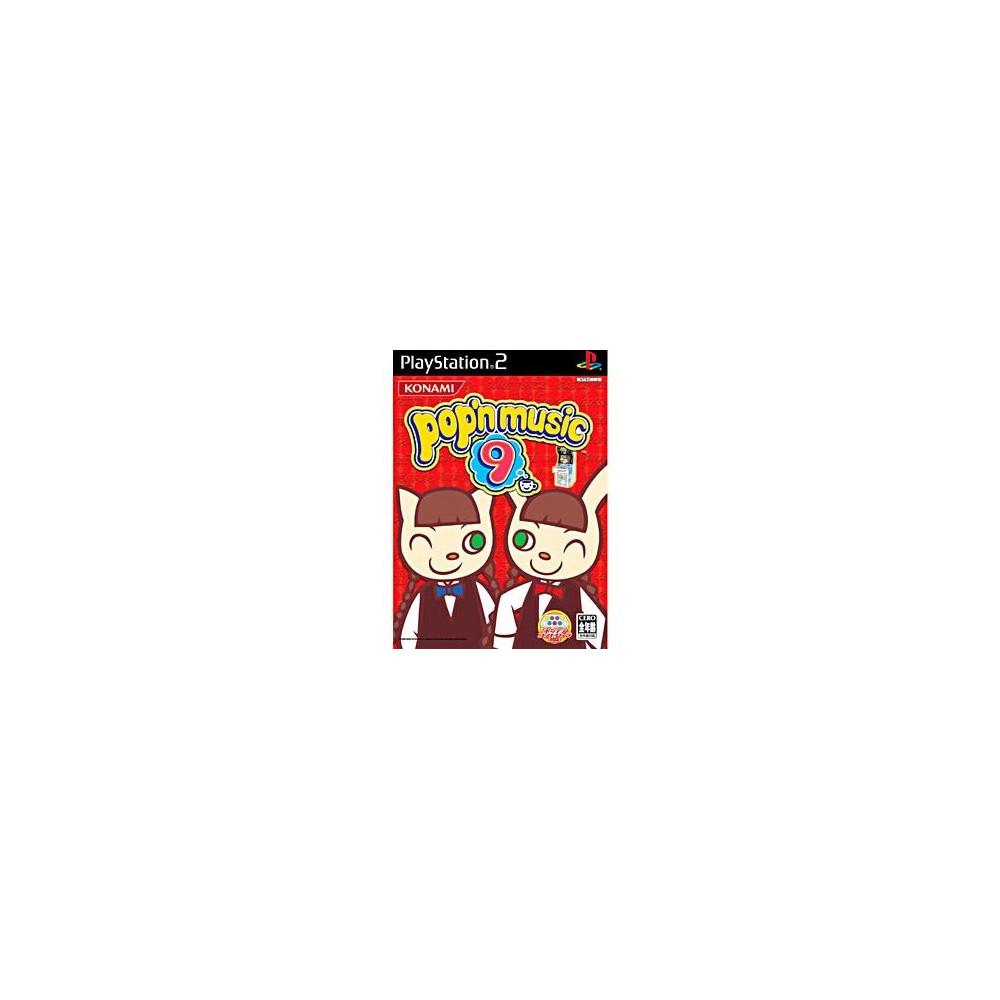 POP N MUSIC 9 PS2 NTSC-JPN OCCASION