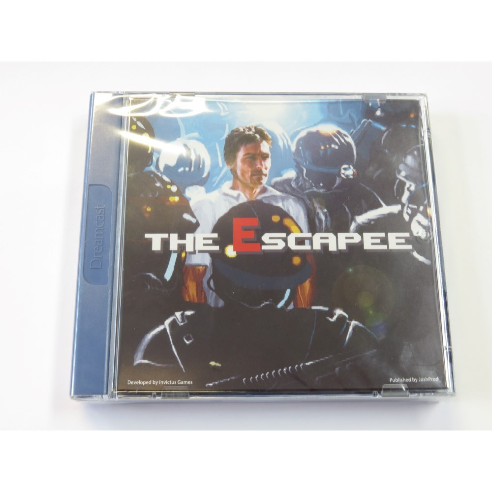 THE ESCAPEE DREAMCAST PAL-EURO NEW