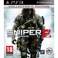 SNIPER GHOST WARRIOR 2 COLLECTOR S EDITION PS3 FR NEW